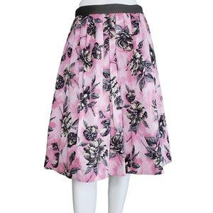 Anthropologie   Odille Splendid Celebration Skirt